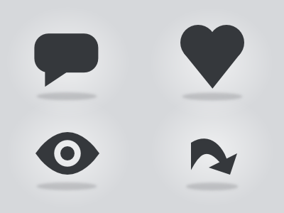 Updated Asssist Icons