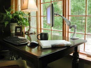 Desk at home